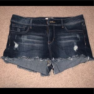 Forever 21 Premium Denim SIZE 28 Shorts